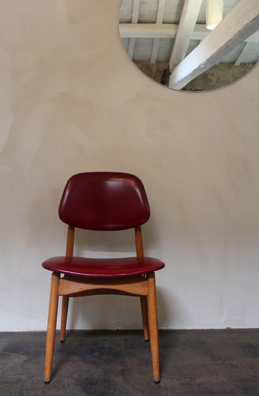 Sedia danese anni '50