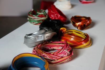 Bracciali Ribbon e Spaghetti